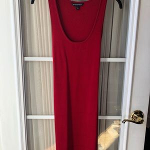 Basic Red dress size S